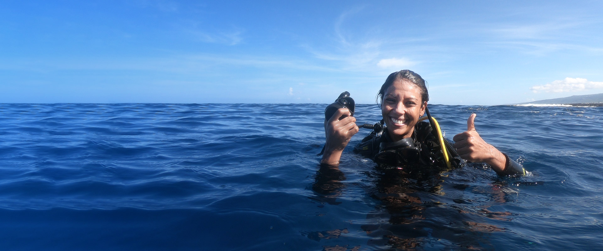 Photo Baptême de plongée