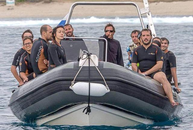 Photo Les bateaux Scubananas