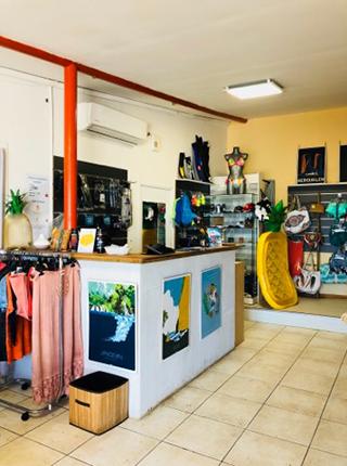 Un acceuil au top pour vos plongées et vos achats sur l'île de la Réunion